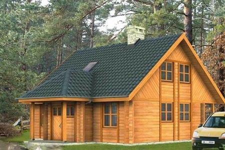 дома на основе деревянного каркаса г.Ишимбай